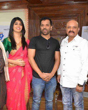 Brahmachari Kannada Film Press Meet Photos
