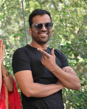 Sathish Ninasam - Brahmachari Kannada Film Press Meet Photos | Picture 1701960