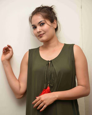Nethra (Kannada Actress) - Gulal Film Press Meet Photos | Picture 1701913