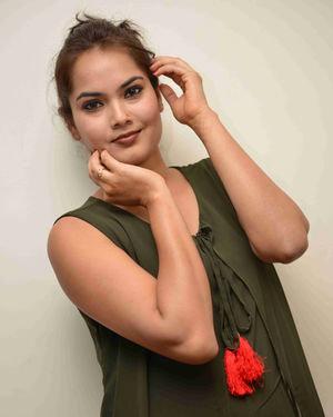 Nethra (Kannada Actress) - Gulal Film Press Meet Photos   Picture 1701915