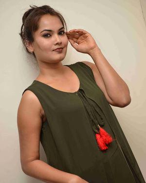 Nethra (Kannada Actress) - Gulal Film Press Meet Photos   Picture 1701914