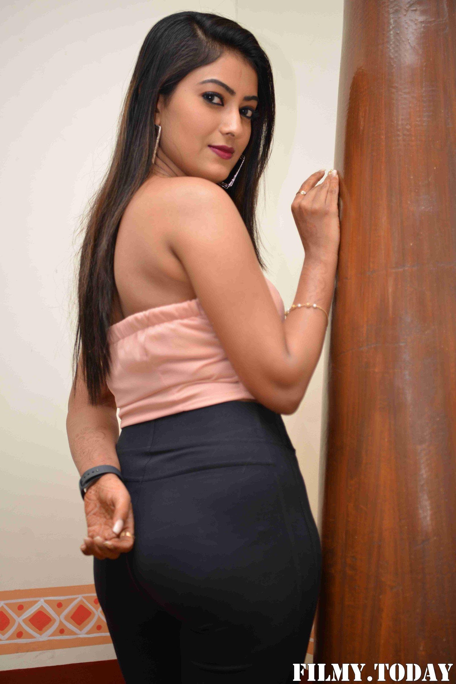 Sonika Gowda - Naane Raja Kannada Film Press Meet Photos | Picture 1701890