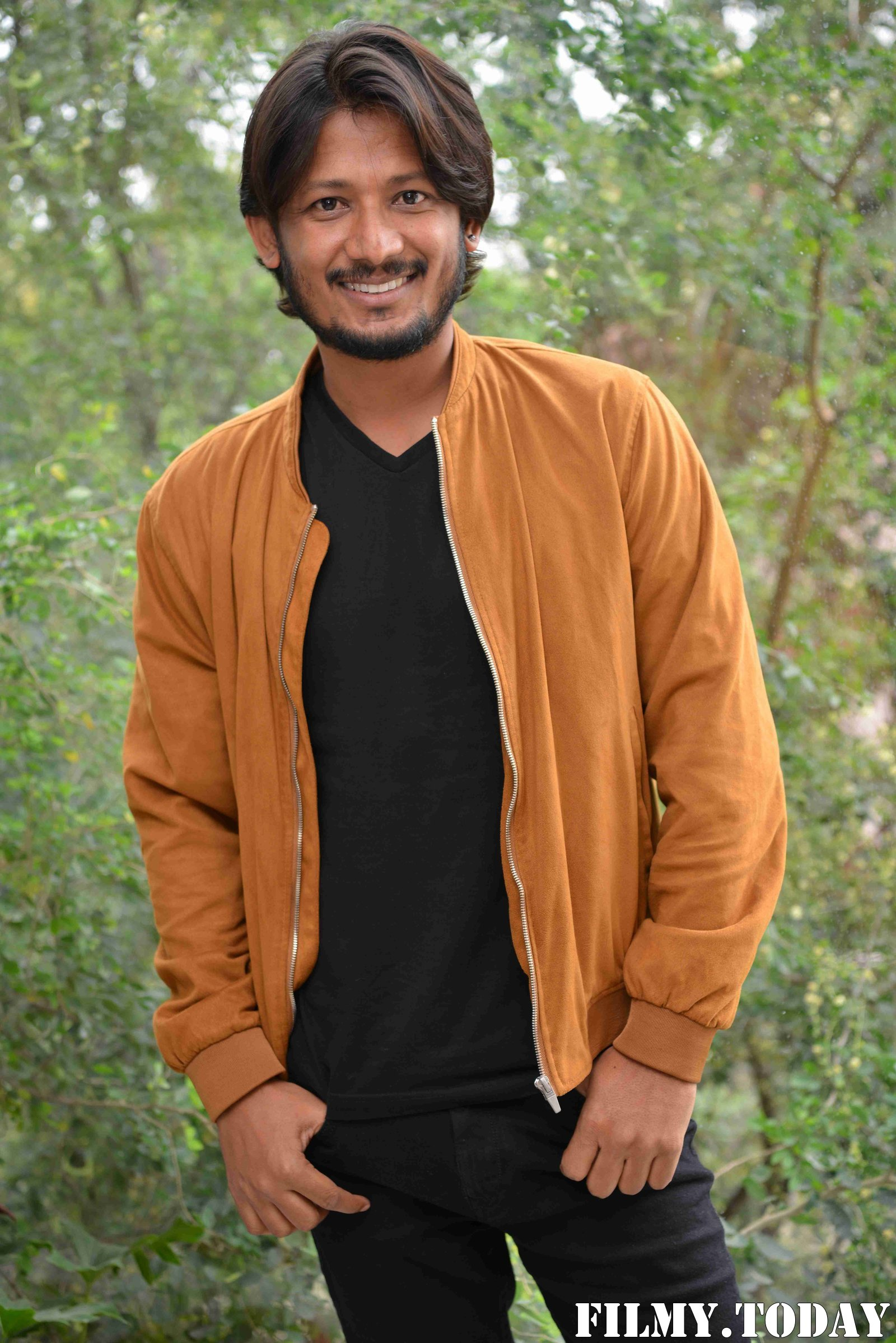 Sooraj Krishna - Naane Raja Kannada Film Press Meet Photos | Picture 1701902