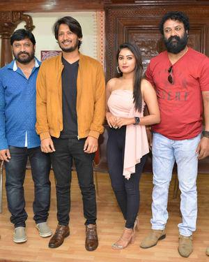 Naane Raja Kannada Film Press Meet Photos