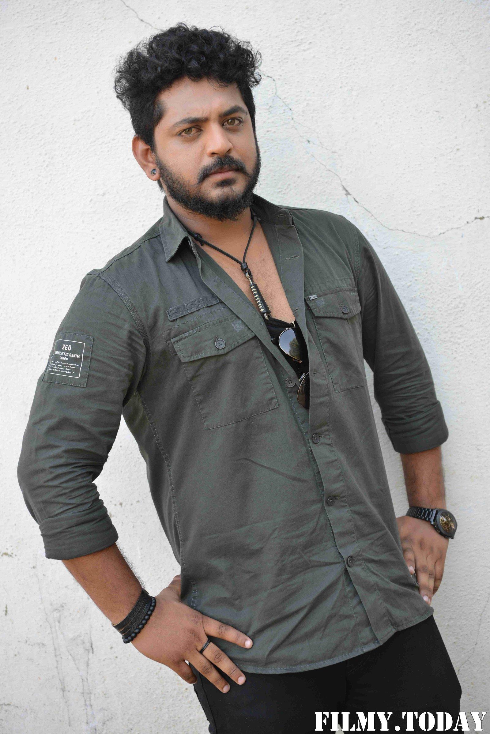 Aryan Surya - Tempar Kannada Film Pooja And Press Meet Photos | Picture 1701855