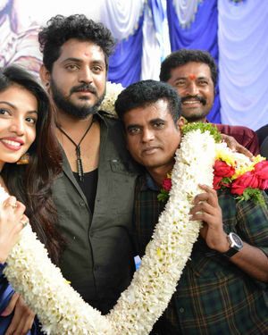 Tempar Kannada Film Pooja And Press Meet Photos