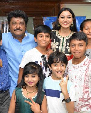 Kalidasa Kannada Mestru Film Press Meet Photos