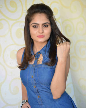 Chitra (Kannada Actress) - RH 100 Kannada Film Press Meet Photos | Picture 1702198