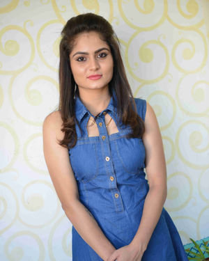 Chitra (Kannada Actress) - RH 100 Kannada Film Press Meet Photos | Picture 1702197
