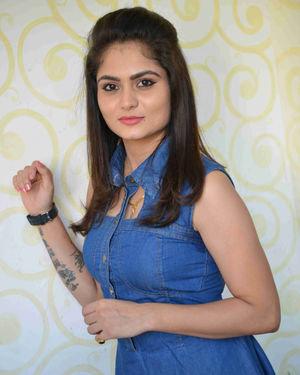 Chitra (Kannada Actress) - RH 100 Kannada Film Press Meet Photos | Picture 1702214