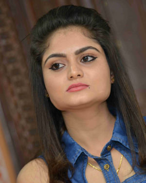 Chitra (Kannada Actress) - RH 100 Kannada Film Press Meet Photos | Picture 1702204