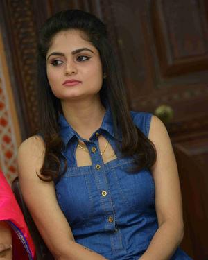 Chitra (Kannada Actress) - RH 100 Kannada Film Press Meet Photos | Picture 1702206