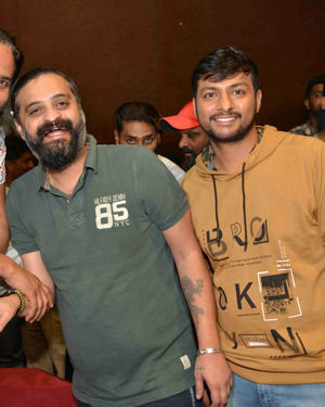 Garuda Kannada Film Trailer Launch Photos | Picture 1688627