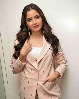 Ashika Ranganath - Garuda Kannada Film Trailer Launch Photos