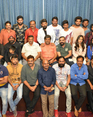Garuda Kannada Film Trailer Launch Photos | Picture 1688637