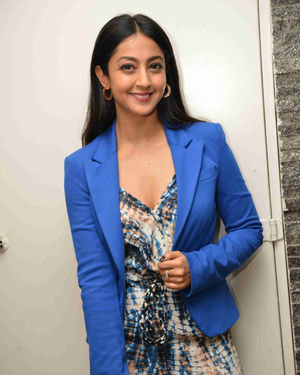 Aindrita Ray - Garuda Kannada Film Trailer Launch Photos | Picture 1688623