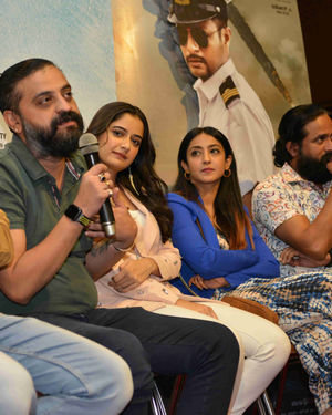 Garuda Kannada Film Trailer Launch Photos | Picture 1688630
