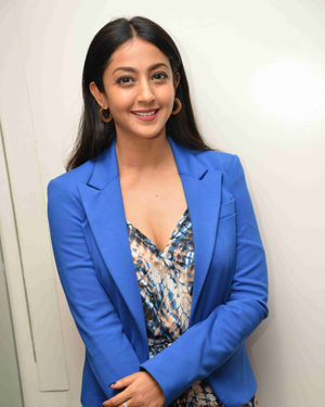 Aindrita Ray - Garuda Kannada Film Trailer Launch Photos | Picture 1688622