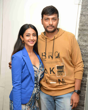 Garuda Kannada Film Trailer Launch Photos | Picture 1688624