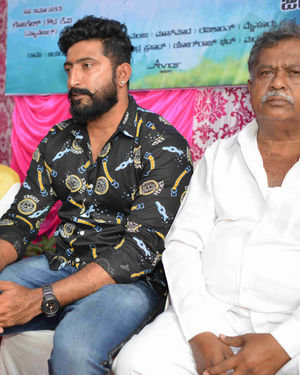 Kamsale Film Pooja And Press Meet Photos | Picture 1689253