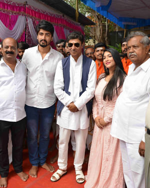 Kamsale Film Pooja And Press Meet Photos | Picture 1689263