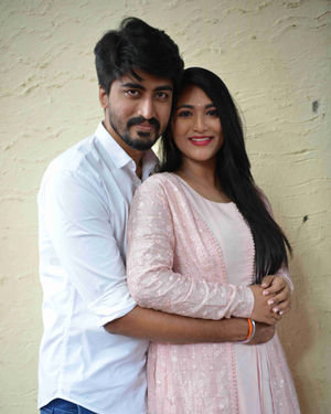 Kamsale Film Pooja And Press Meet Photos | Picture 1689247