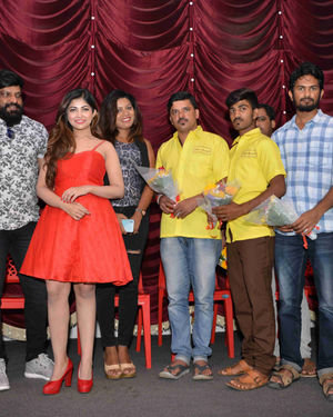 Meena Bazaar Kannada Film Press Meet Photos