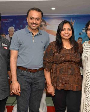 Adhyaksha In America Film Success Meet Photos   Picture 1689960