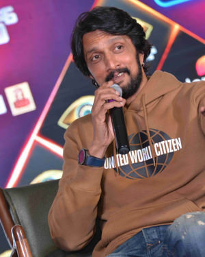 Kichcha Sudeep - Bigg Boss Kannada Season 7 Press Meet Photos