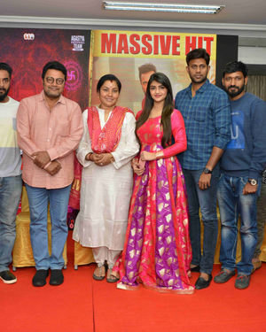 Bharaate Kannada Film Success Meet Photos