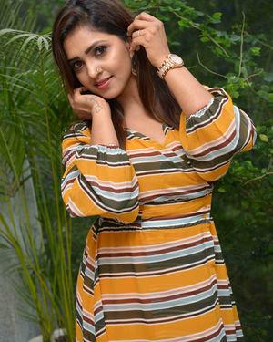 Sanchita Padukone - Gadi Naadu Film Press Meet Photos | Picture 1695166