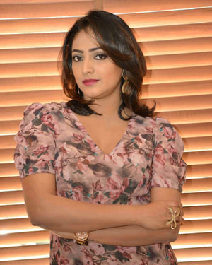 Haripriya At Ellidde Illi Tanaka Press Meet Photos