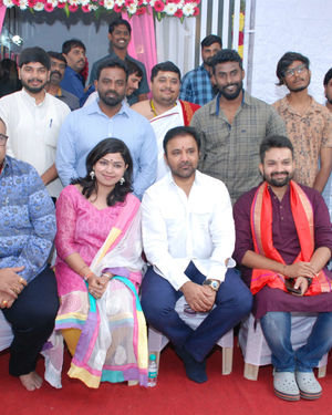 IRA Films Opening Press Meet Photos