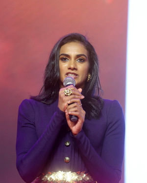 P. V. Sindhu - Pailwaan Movie Pre Release Event At Hyderabad Photos | Picture 1680599