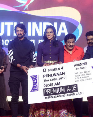 Pailwaan Movie Pre Release Event At Hyderabad Photos