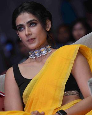 Aakanksha Singh At Pailwaan Film Press Meet Photos