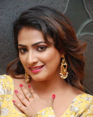 Haripriya - Kannad Gothilla Film Audio Release Photos
