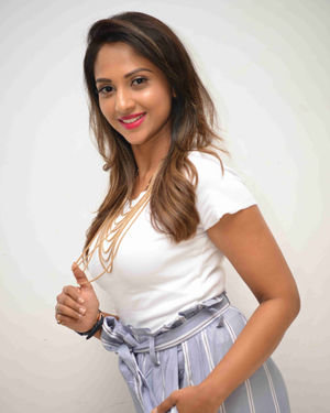 Neha Patil - Neuron Kannada Film Audio Release Photos | Picture 1683225