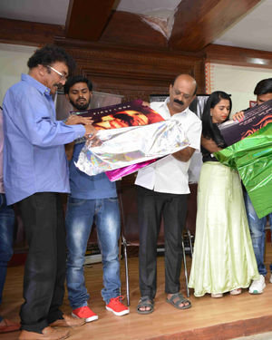 Trinetram Film Poster Release And Press Meet Photos | Picture 1683205