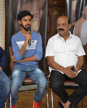 Trinetram Film Poster Release And Press Meet Photos | Picture 1683184