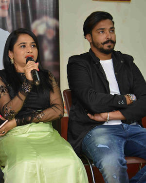 Trinetram Film Poster Release And Press Meet Photos | Picture 1683186