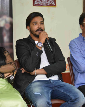 Trinetram Film Poster Release And Press Meet Photos | Picture 1683187