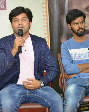 Trinetram Film Poster Release And Press Meet Photos | Picture 1683193
