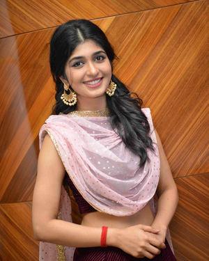 Aditi Prabhudeva - Ranganayaki Kannada Film Trailer Release Photos