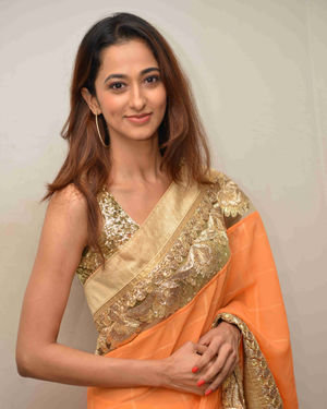 Radhika Chetan - Shivaji Surathkal Film Press Meet Photos