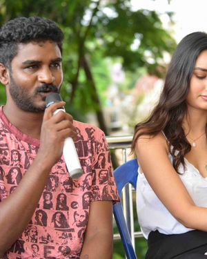 Trivikrama Film Song Shoot Press Meet Photos | Picture 1684174