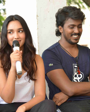 Trivikrama Film Song Shoot Press Meet Photos | Picture 1684179