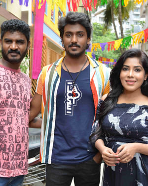 Trivikrama Film Song Shoot Press Meet Photos | Picture 1684194