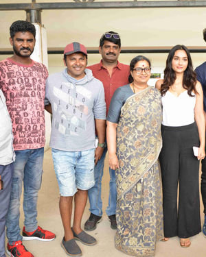 Trivikrama Film Song Shoot Press Meet Photos | Picture 1684180
