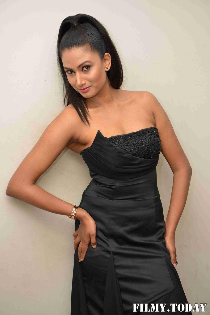 Samhita Vinya - Vishnu Circle Kannada Film Press Meet Photos   Picture 1684442